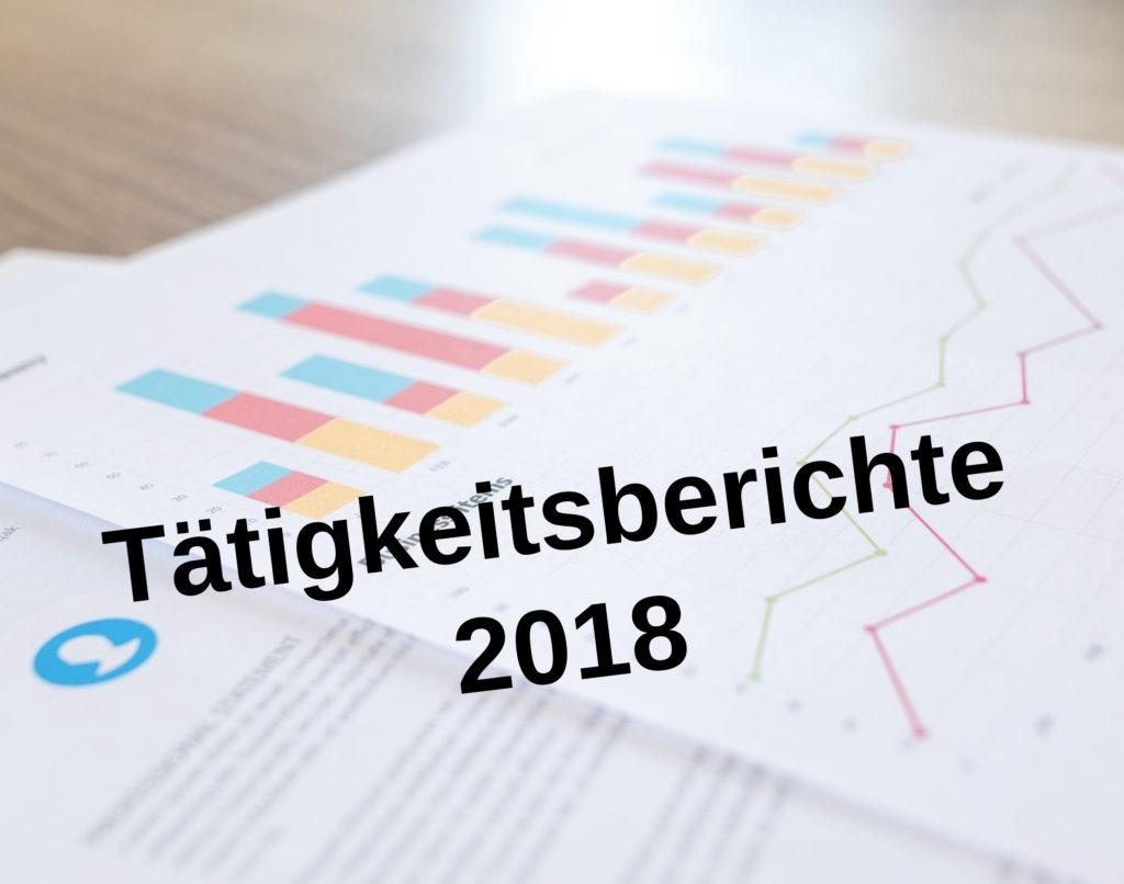 2018 - Zahlen und Fakten