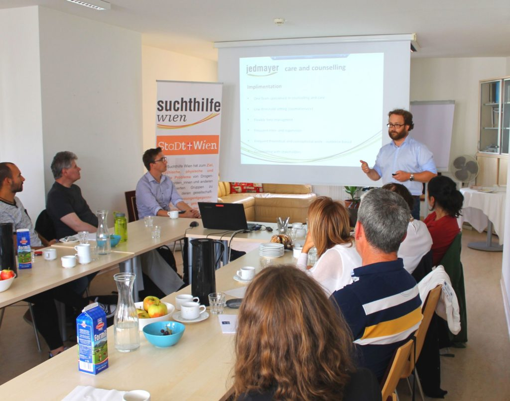 Internationaler Workshop im jedmayer