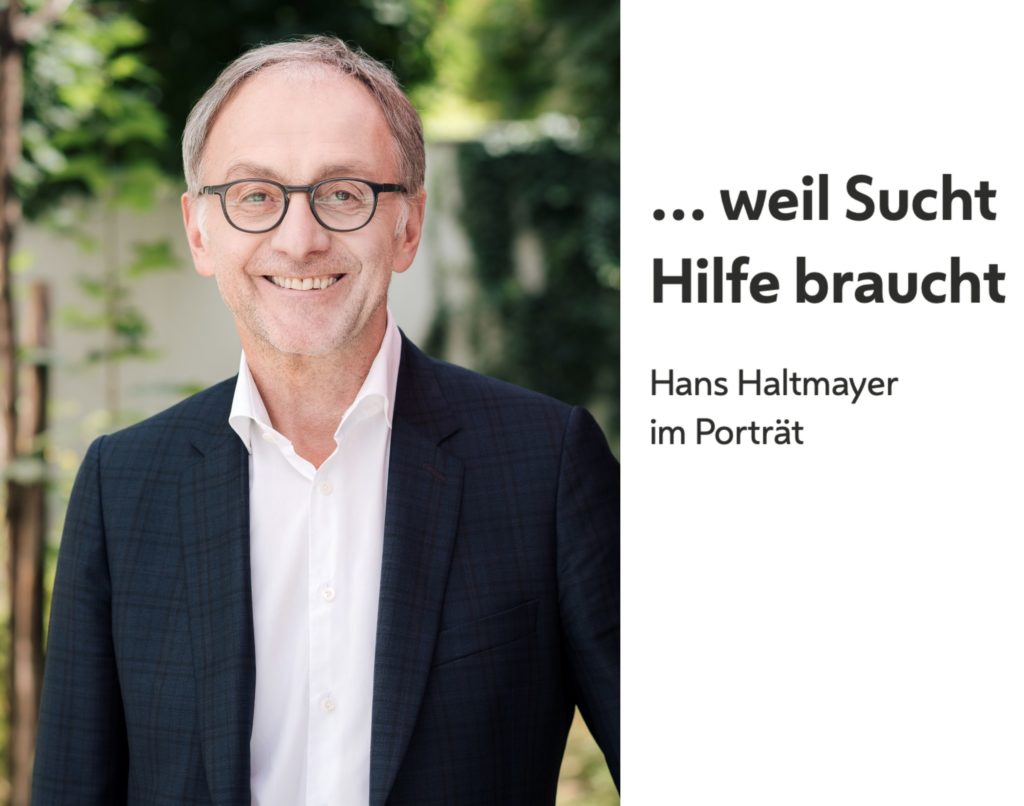 Hans Haltmayer im Porträt