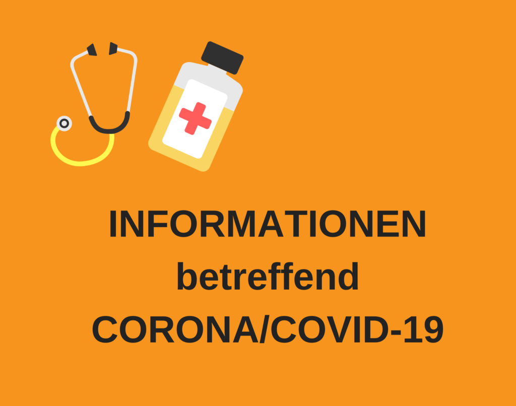Info der Suchthilfe Wien zu Corona